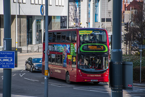 9 Birmingham to Stourbridge