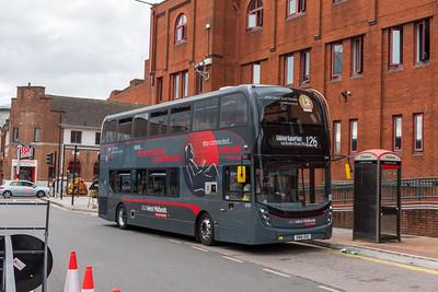 SN16 OUU, Wolverhampton