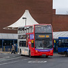 BK63 YVZ, West Bromwich Bus Station