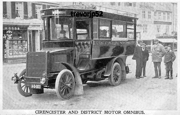 Cirencester and District Motor Omnibus