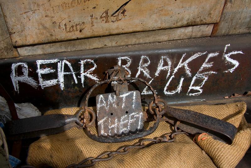 Rear Brakes Club