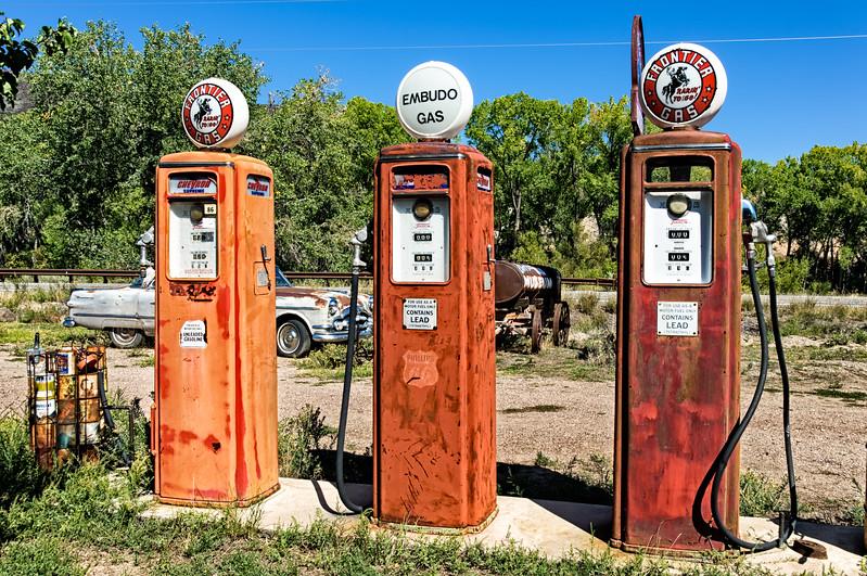 Classical Gas Museum, Embudo, New Mexico