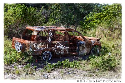 Abandoned Car