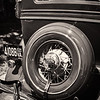 1934 Ford V-8, Antique Car Show, Armstrong Street, Old Town Fairfax, Virginia