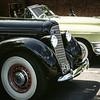 1936 Lincoln V-12, and 1949 Cadillac Convertible, Antique Car Show, Armstrong Street, Old Town Fairfax, Virginia