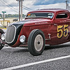 George Poteet's 1934 Ford Coupe Hot Rod, Havre de Grace, Maryland