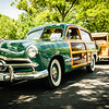 1949 Ford Woodie Station Wagon, Antique Car Show, Armstrong Street, Old Town Fairfax, Virginia