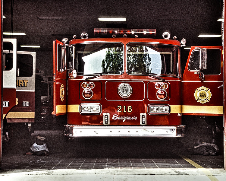 Fire Engine #218