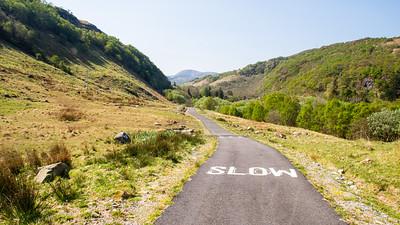Caledonia Way cycleway