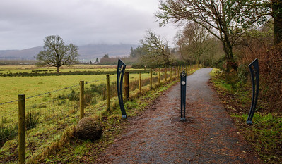 National Cycle Network in Argyll, Scotland