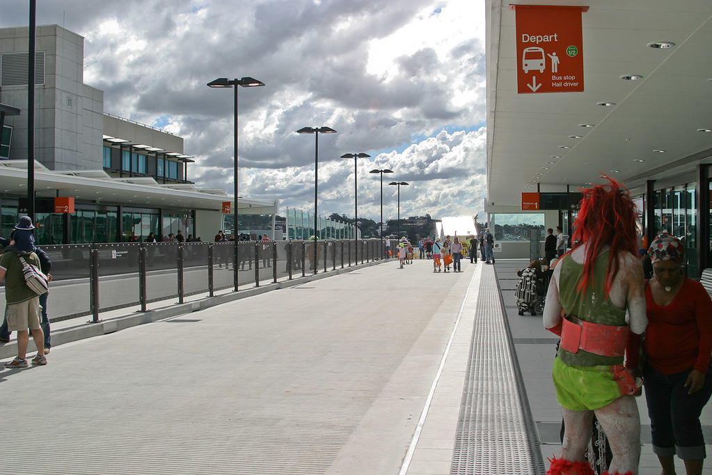 Ron - Inner Northern Busway Opening 26-7-9