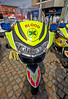 'Bloodbike' at the Paisley Fire Engine Rally - 17 August 2013
