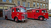 Heritage Engines at the Paisley Fire Engine Rally - 17 August 2013