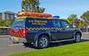 Clyde Coastguard Vehicle on Greenock Esplanade - 25 August 2013