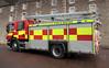 Strathclyde Fire & Recue - New Lanark - 13 November 2011