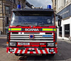 Scania Fire Tender at the Paisley Fire Engine Rally - 17 August 2013