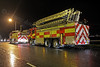 Fire Service Attends the Encounter Aground - Off Greenock Esplanade - 12 December 2011