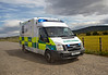 Ambulance in North East Scotland