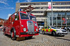 Heritage Fire Engine at Paisley Fire Engine Rally - 17 August 2013