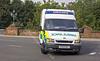 Glasgow Ambulance