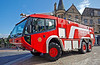 Airport Fire Tender at the Paisley Fire Engine Rally in Paisley - 17 August 2013