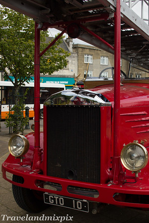 Johntone Fire Engine Rally 12th August 2017