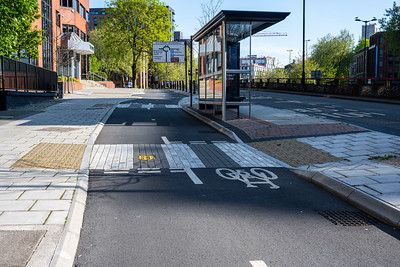 Cycle track