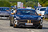 Fisker Karma at the Gumball 3000 Rally near Prestwick - 8 June 2014