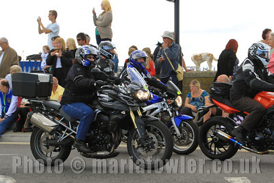 Essex Air Ambulance Motorcycle Run 2013