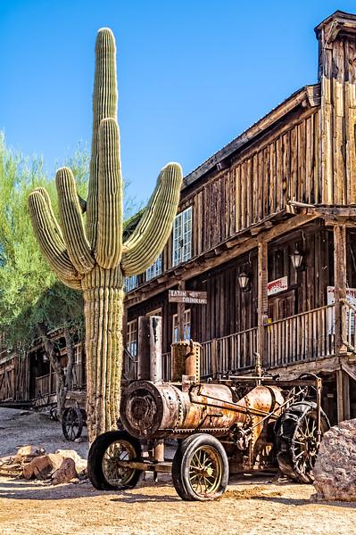 Goldfield Ghost Town, Mammoth Mine Road, Goldfield, AZ