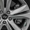Close-up of Hyundai Car Wheel, Kelby Photowalk, Falls Church, Virginia