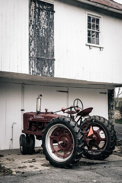 1890s Stone Barn, Lime Valley Mill, Willow Street, Pennsylvania