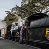 Waiting for time on the GWSR