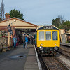Class 117 at Toddington