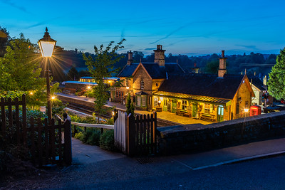 Arley Station - The Fading Light