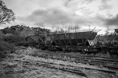 Wagons at Stourport