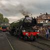 60103 'Flying Scotsman' at Bridgnorth