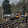 Class 20 & DMU at Highley