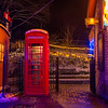 Telephone box, Arley