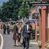 Step Back to the 1940s, Arley station