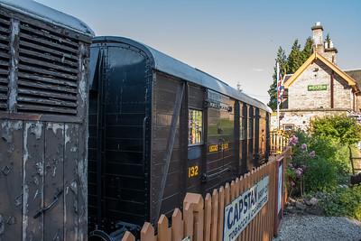 Cavell Van at Arley