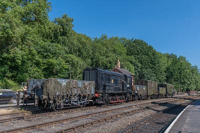 12099 & The Battle Train