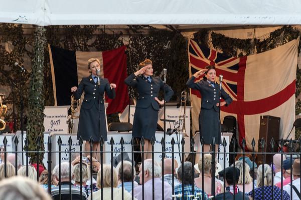 Big Band Show - 1940s Weekend