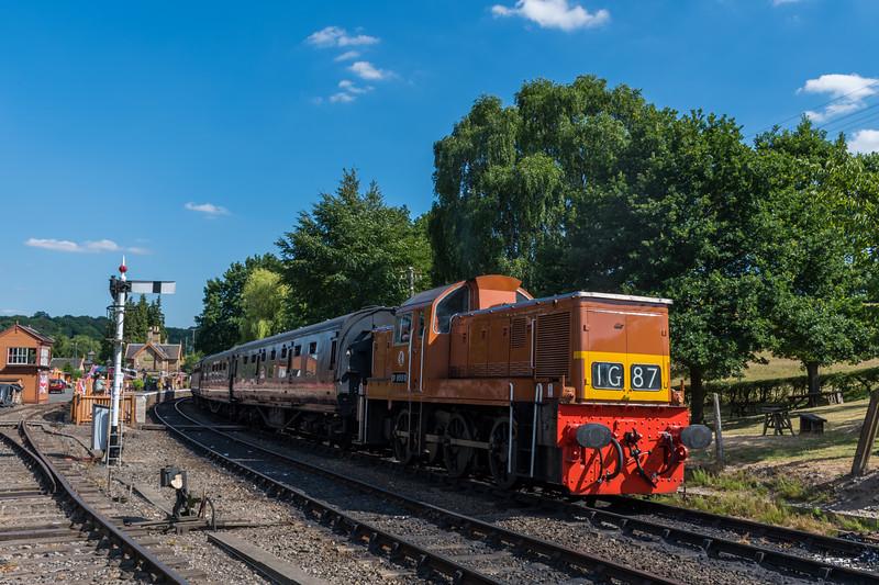 D9551 - Thunderbird, Arley