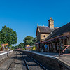 Arley Station - SVR 1940s Weekend 2018