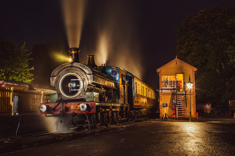 Simmering at Night - 813, Arley Yard