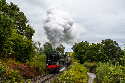 70000, Severn Valley Railway