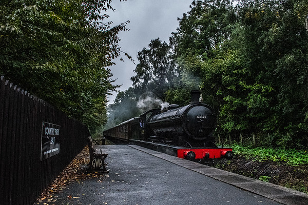 63395, Country Park Halt