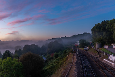 Highley Sunrise - What a sight!