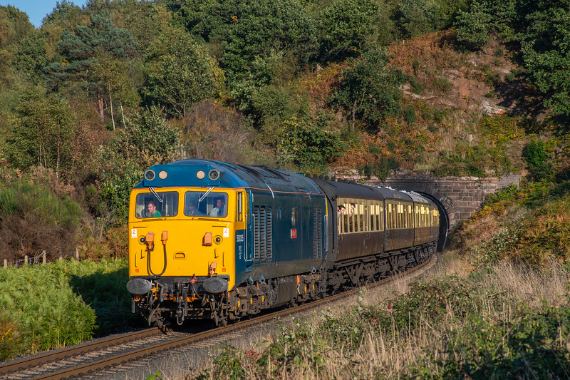 50035, Bewdley Tunnel